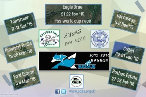 2015-2016 season races